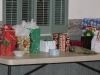 Christmas Present Table