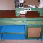 PlansNow Mini Lathe Stand