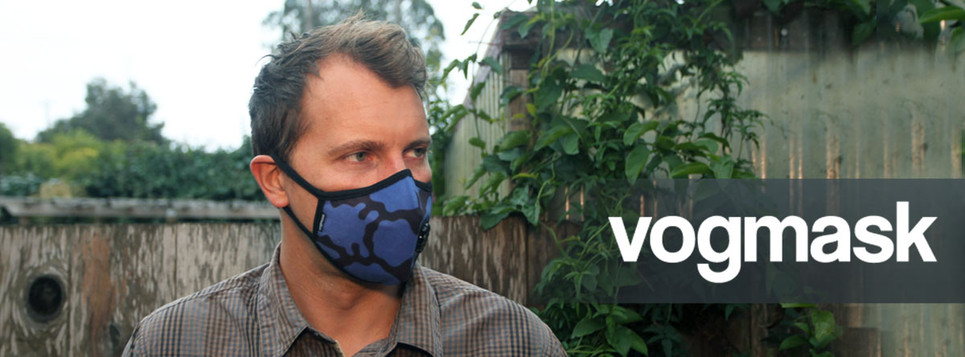 Vogmask: So you like to breathe?  -Review